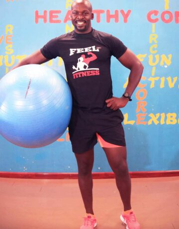 Gym Coach Philip